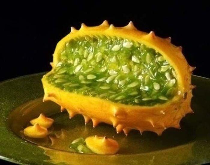 Самые необычные фрукты и овощи (10 фото)