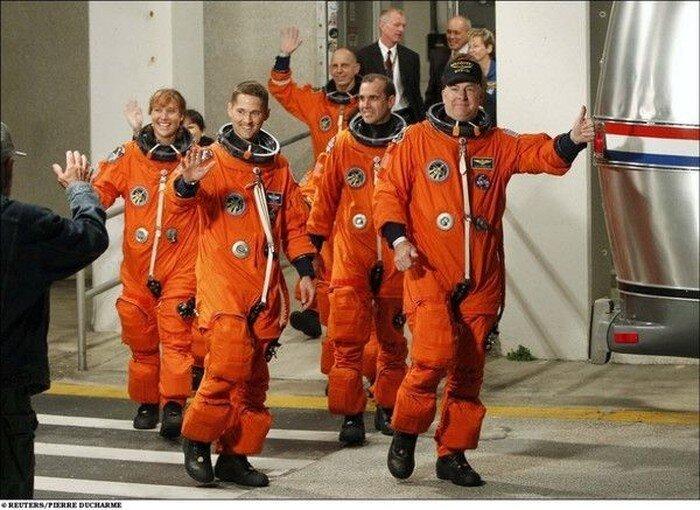 Космический корабль «Дискавери» (25 фото)