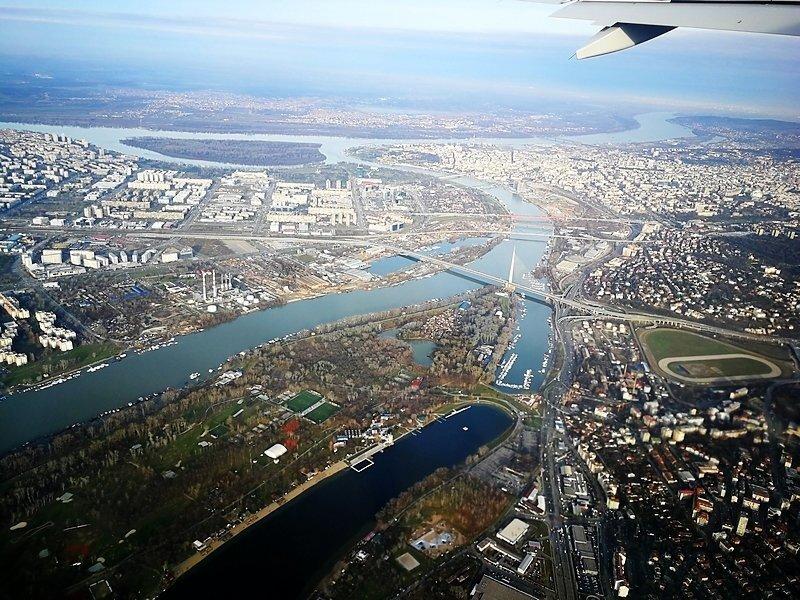 Белград, часть 1 — прогулка по городу (начало)