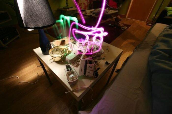 Игры со светом (51 фото)