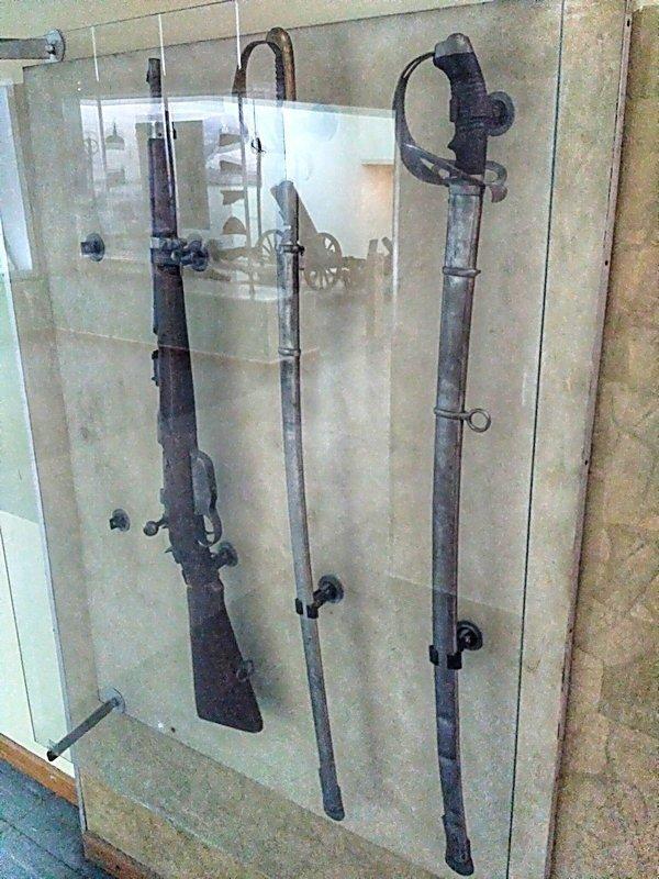 Белград, часть 10 — Военный музей (продолжение)