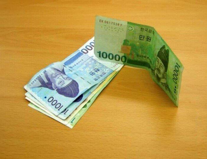 Китайские деньги (3 фото)