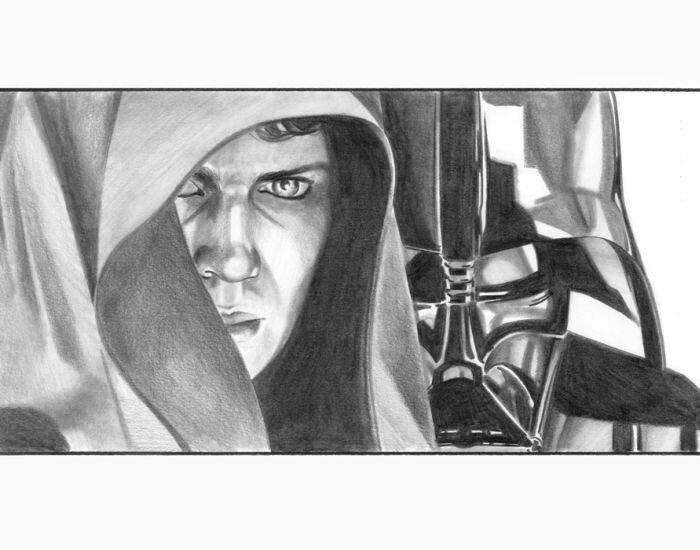 Рисунки карандашом (32 фото)