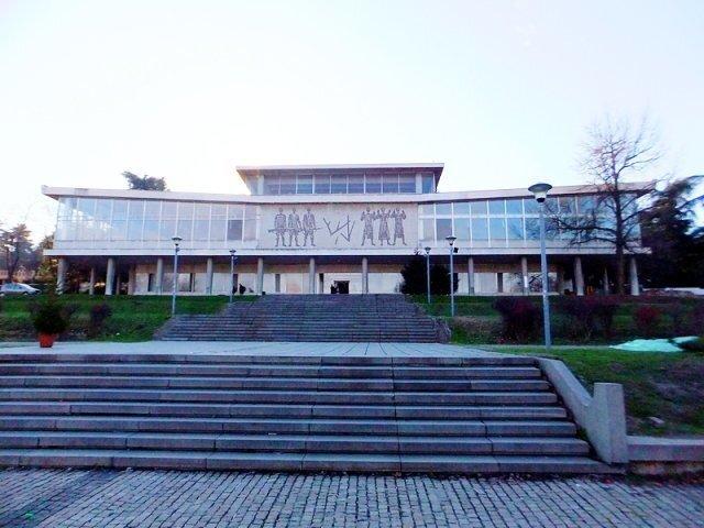 Белград, часть 14 — Музей истории Югославии