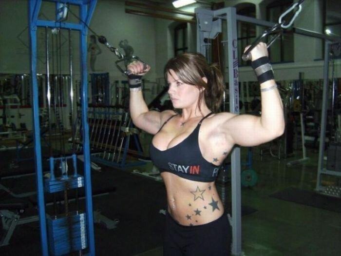 Сильные женщины. Часть 2.  (28 фото)