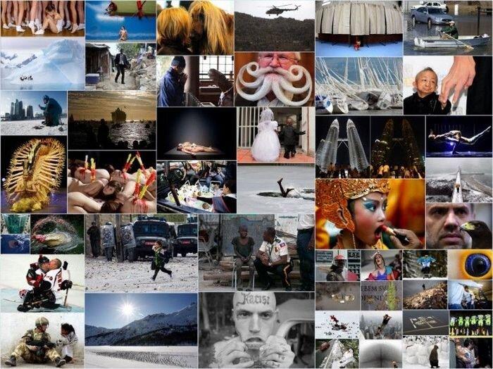 100 лучших фотографий марта 2010 года. Часть1. (50 фото)