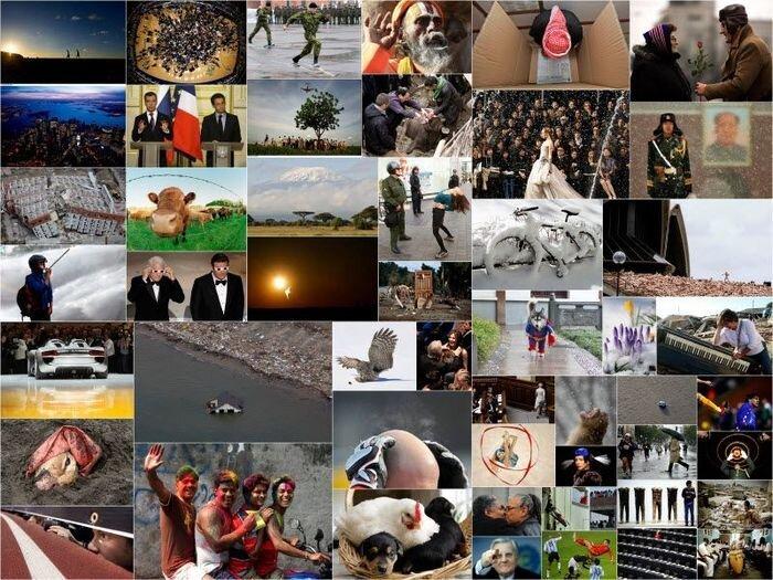 100 лучших фотографий марта 2010 года. Часть2. (50 фото)