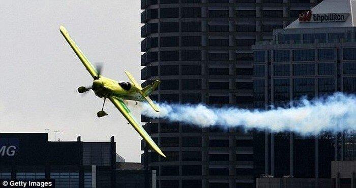 Крушение самолета (5 фото)