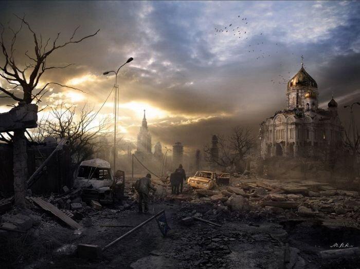Жизнь после апокалипсиса (18 фото)