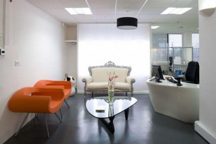 Офисы разных компаний (34 фото)