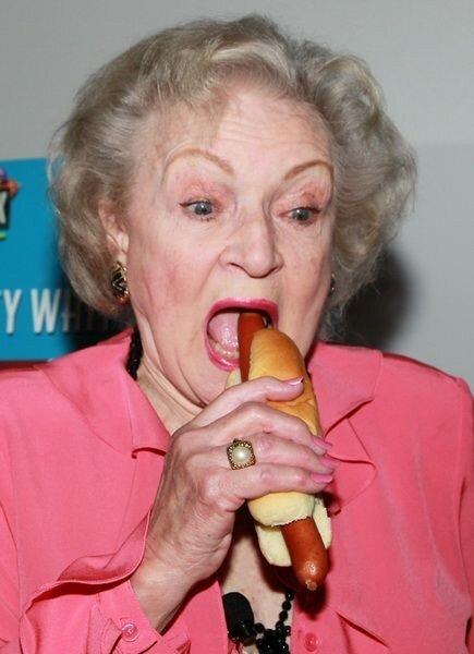 Бабко и хот-дог  (4 фото)