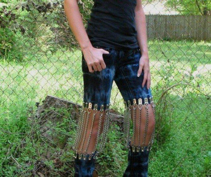 Порвались джинсы? (3 фото)