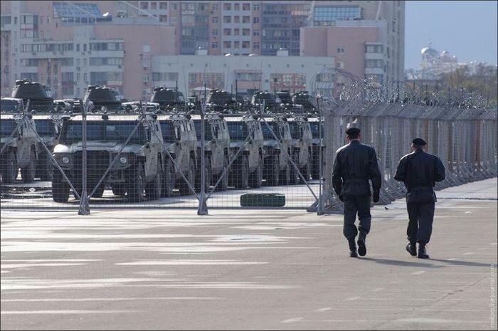 Военная техника на Ходынке - 2010 (18 фото)