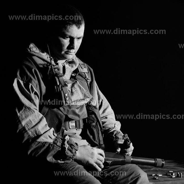 Представляем проект Дмитрия Белякова «Ветераны спецназа страны» (49 фото)