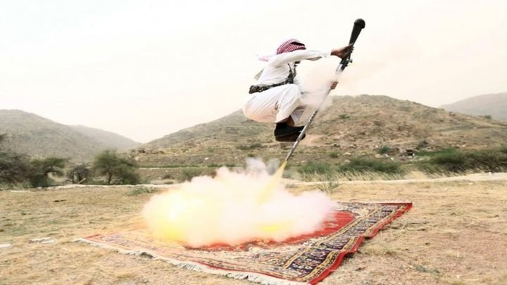 Арабы знают толк в развлечениях