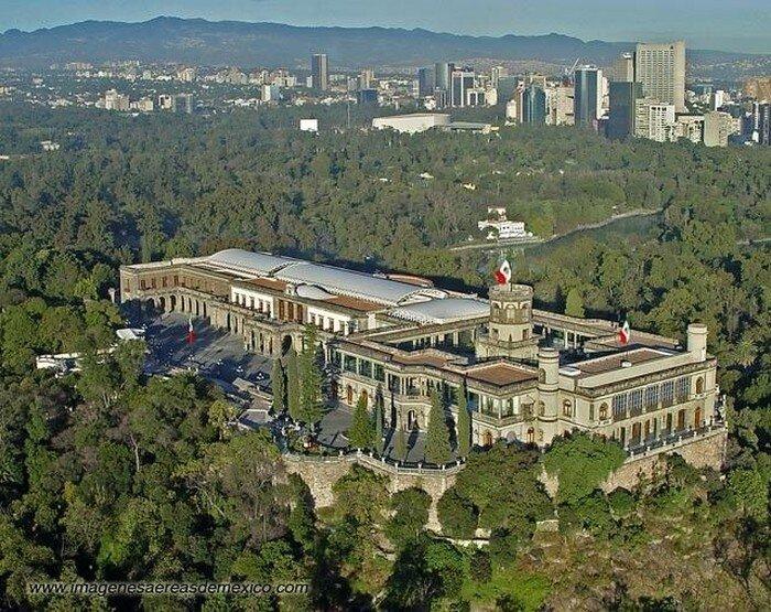Фото Мексики с воздуха (60 фото)
