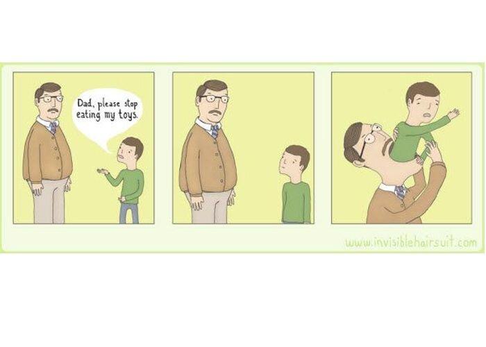 Безумные комиксы (17 фото)
