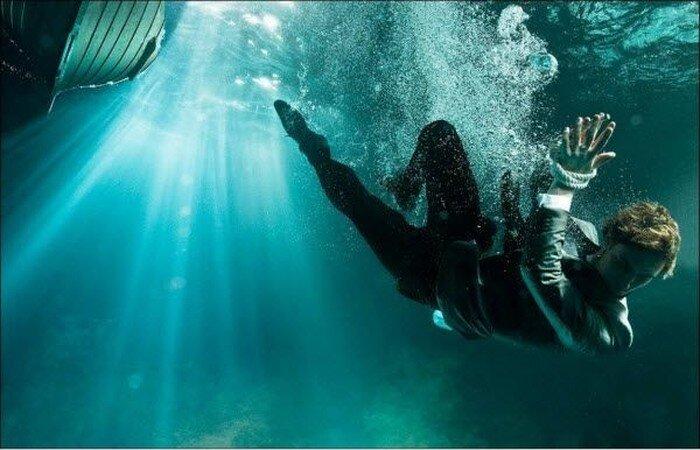 Подводные фотографии (14 фото)
