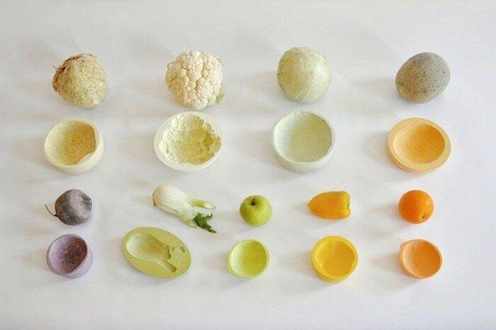 Подставочки под овощи и фрукты (5 фото)