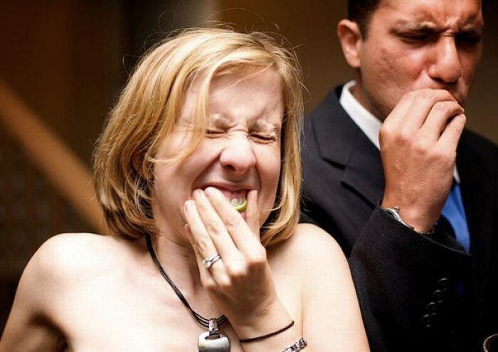 Лица людей после приема текилы (49 фото)