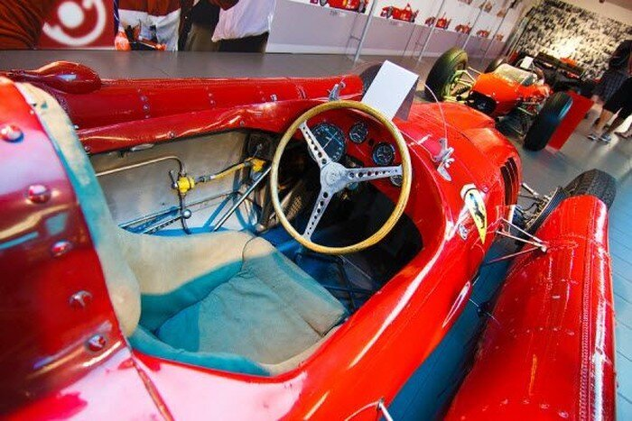 Музей Ferrari (72 фото)