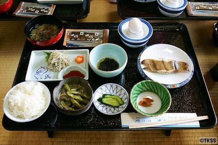 Японские бизнес-ланчи (17 фото)