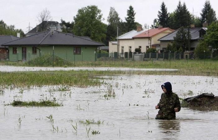 Наводнение в Европе (14 фото)