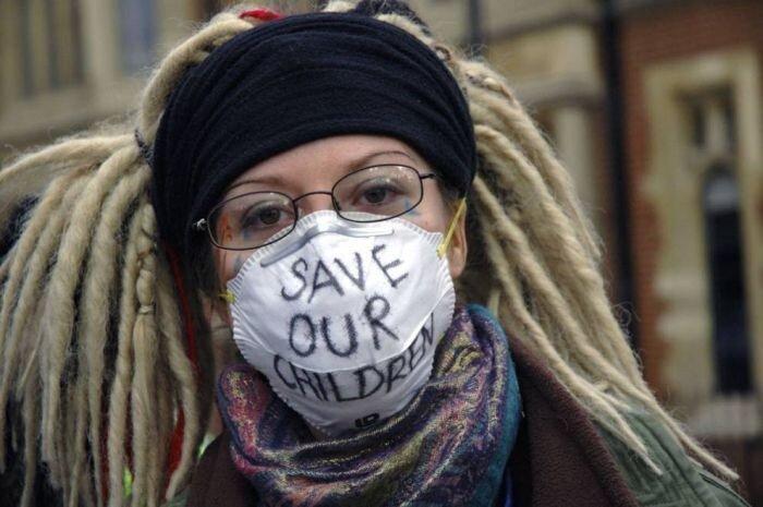 Протестующие (48 фото)