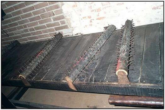 Инструменты инквизиции  (10 фото)