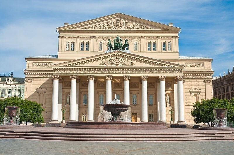 Большой театр впервые выпустил книгу о сокровищах своего музея