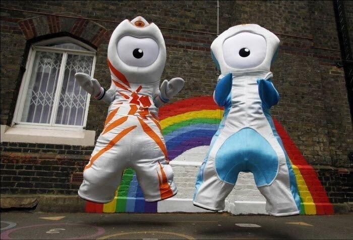 Талисманы Олимпийских игр 2012 года (7 фото)