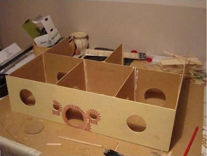 Домик хоббита (15 фото)