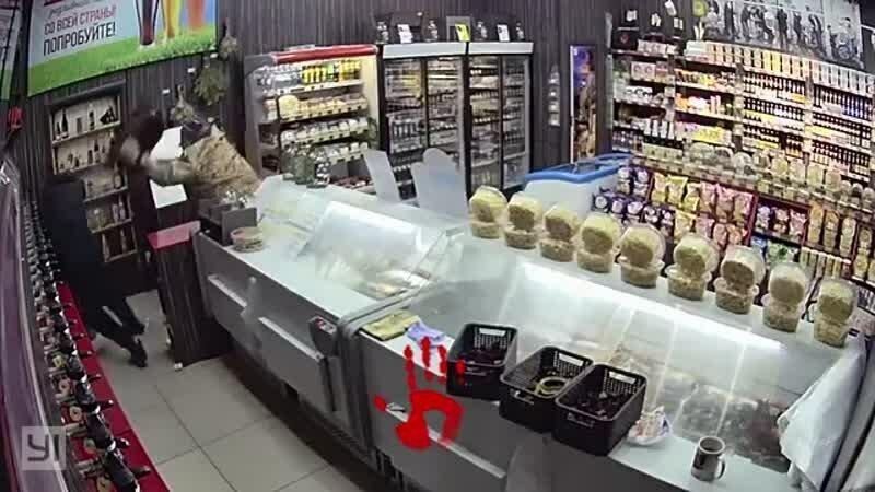 """В Челябинской области совершено ну просто ОЧЕНЬ """"дерзкое нападение"""" на магазин разливного пива"""