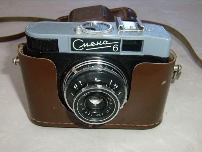 Древние фотоаппараты (36 фото)