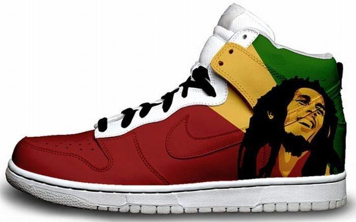 Креативные кроссовки (25 фото)