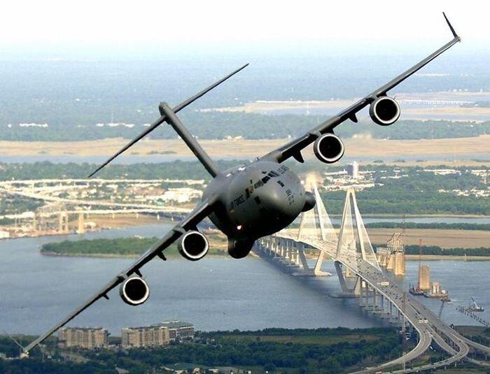 Фотографии воздушных сил США (62 фото)
