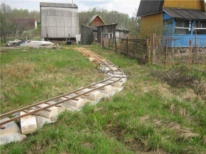 """Железная дорога, направление """"Дачное"""" (14 фото)"""