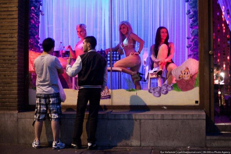 Проститутки Брюсселя (19 фото)