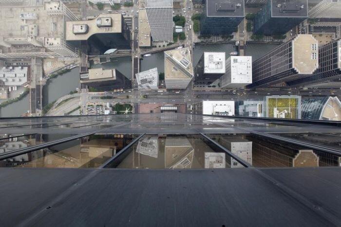 Фотографии сделанные с большой высоты (24 фото)