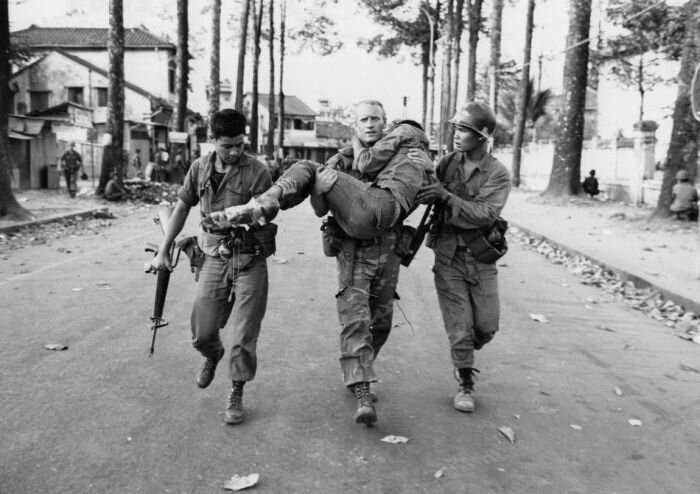 Вьетнамская война (99 фото)