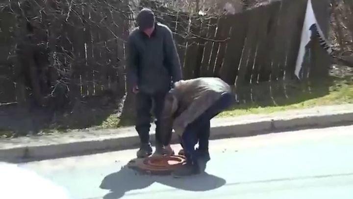 Джентльмены неудачи: дело канализационного люка