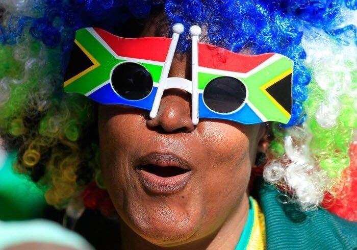 Начало Чемпионата мира по футболу в ЮАР (40 фото)