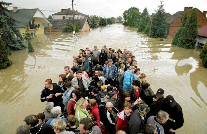 Наводнение в Европе (56 фото)