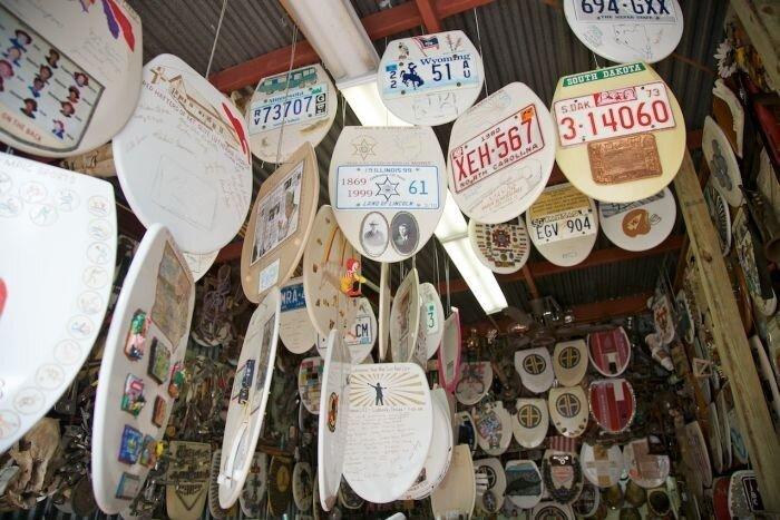Музей туалетных сидений (34 фото)