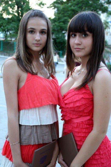 Выпускницы 2010 (44 фото)