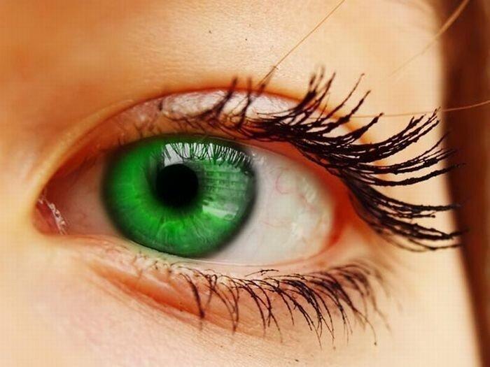 Завораживающие глаза (25 фото)