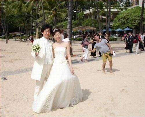 Испорченные свадебные фотографии (26 фото)