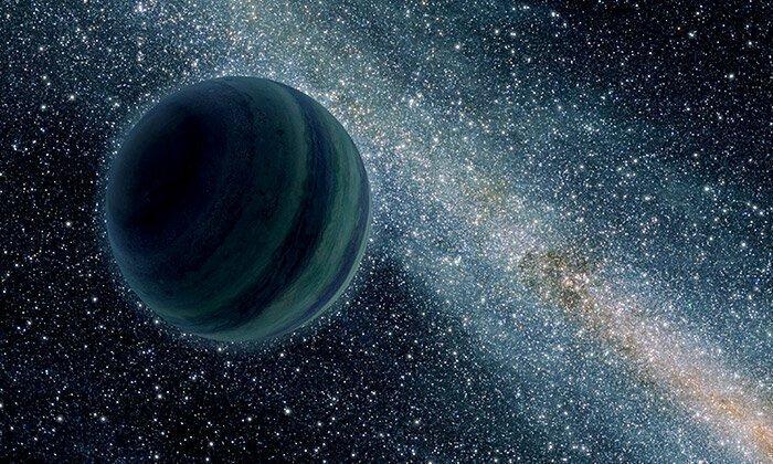 Млечный Путь: 50 миллиардов планет без своих звезд?