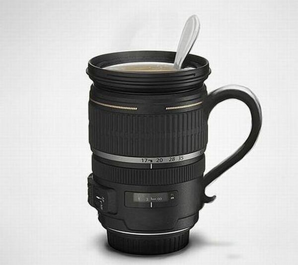 Нестандартные кофейные чашки (19 фото)