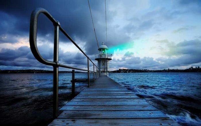 Красивые маяки (24 фото)